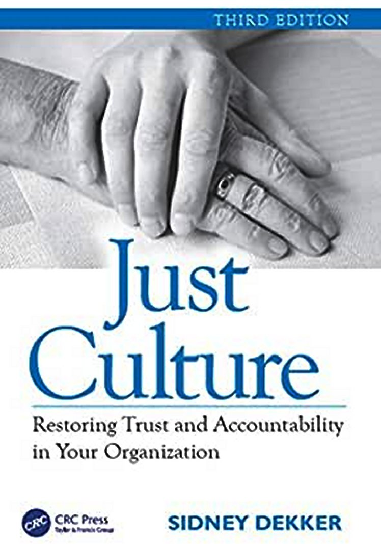 JUST CULTURE 3RD EDITION